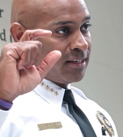 Police Chief Kerr Putney