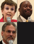 County commissioner candidates
